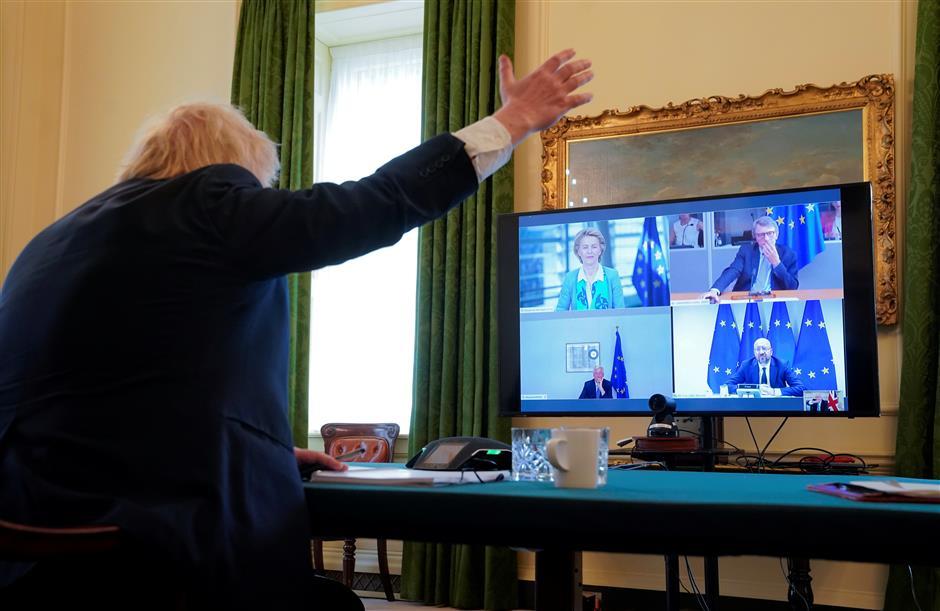 United Kingdom to intensify post-Brexit talks