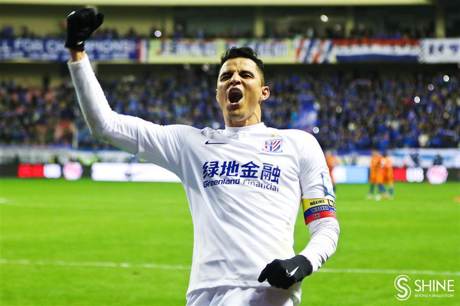Shenhua captain Moreno arrives but CSL kickoff still undecided
