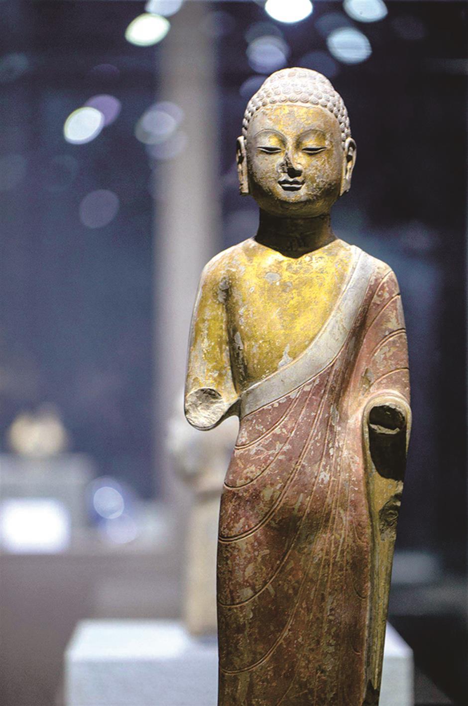 Qingzhou's mysterious Buddhas