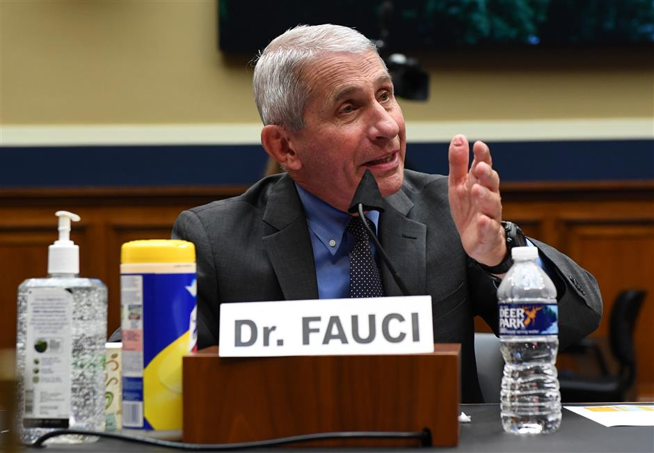 African-American communities suffer from institutional racism amid COVID-19: Fauci