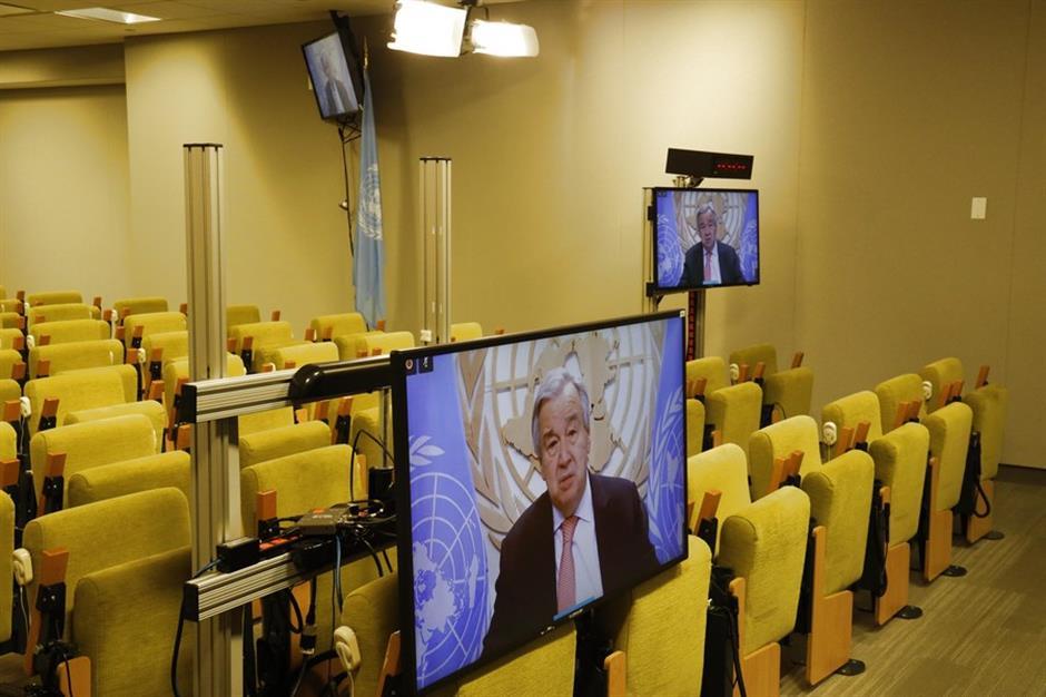 UN marks 75-year milestone anniversary of founding Charter