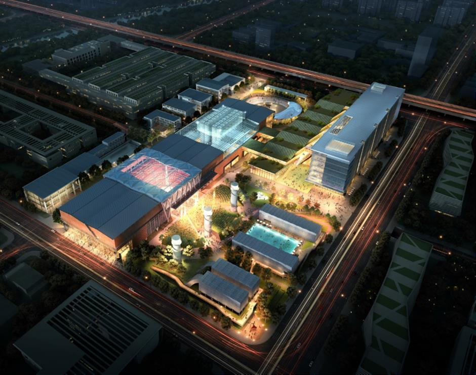 City's iron and steel center to be reborn as smart city