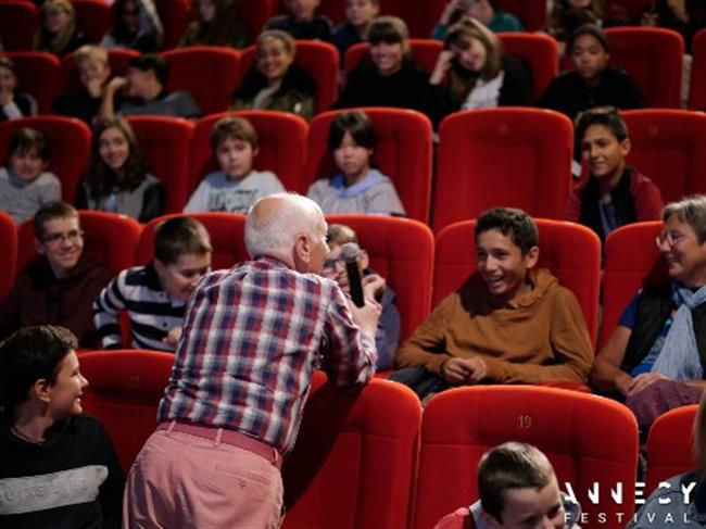 The Global Search for Education: Annecy Festival Artistic Director Marcel Jean Has Big Predictions for the Future of Global Animation