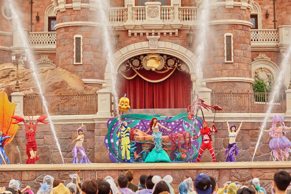 Shanghai Disney promises summer of fun for the whole family