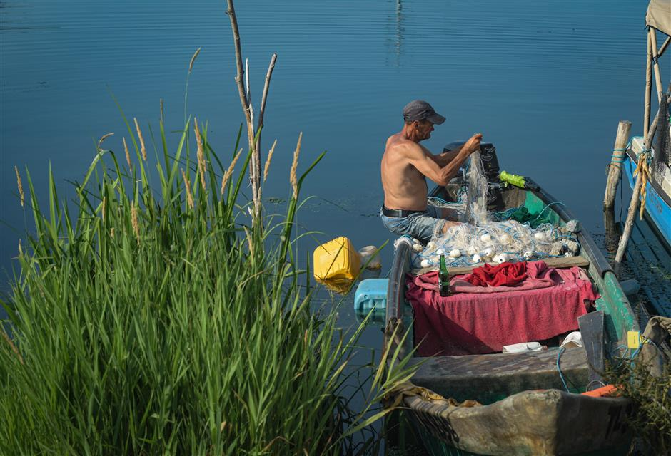 A vanishing way of life in World Heritage Danube Delta