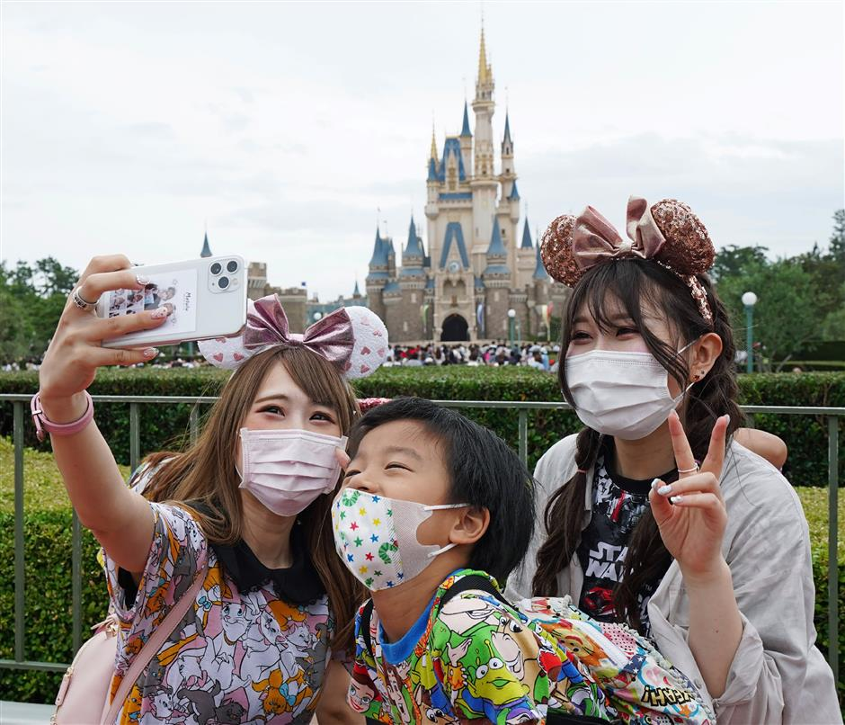 Disney magic returns to Tokyo after four-month closure
