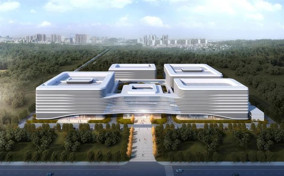 Industrial projects break ground in Lingang