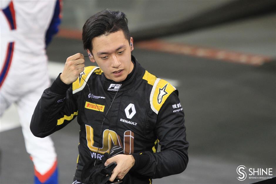 Alonso's Renault return hits Zhou's chances
