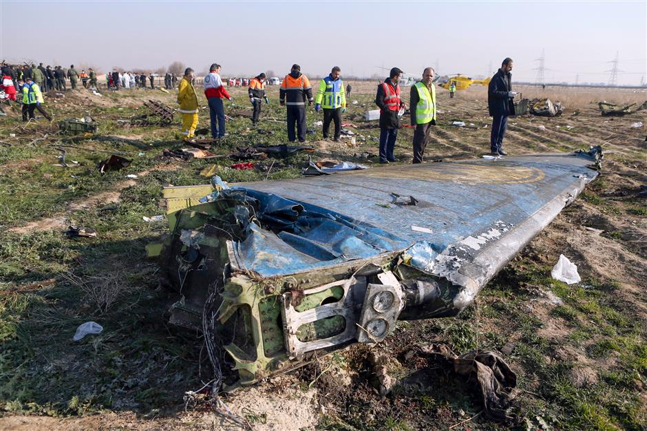 Iran: 2 critical errors led to downing of jet