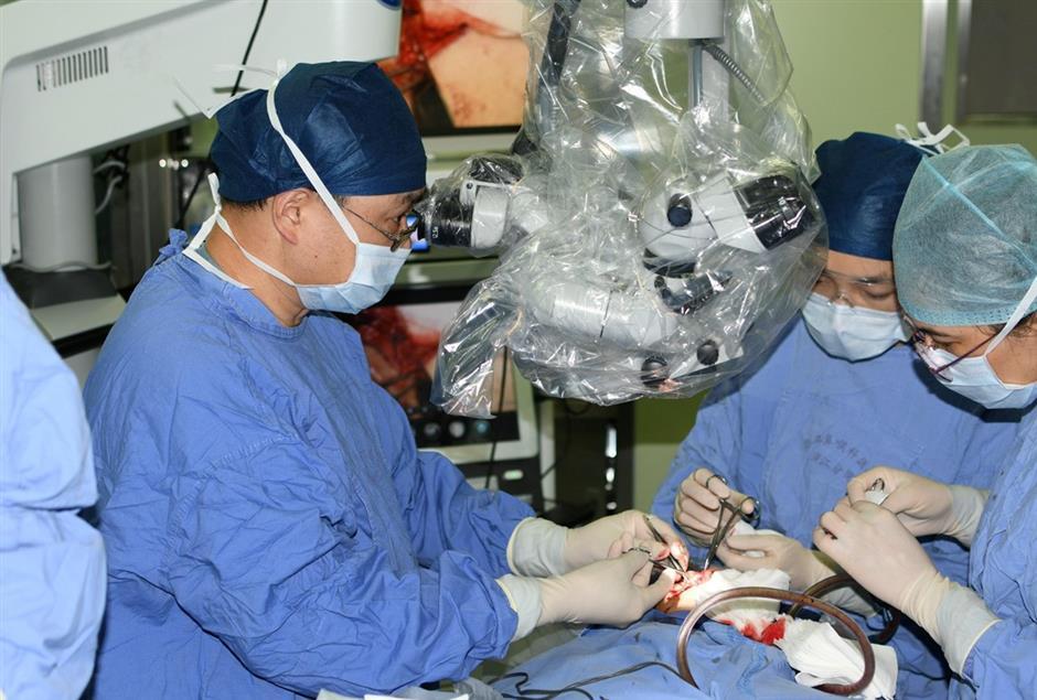 Major operation rebuilds man's nose after tumor removal