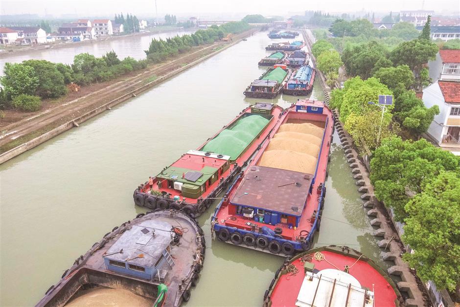 Youdun River gets busy post coronavirus pandemic