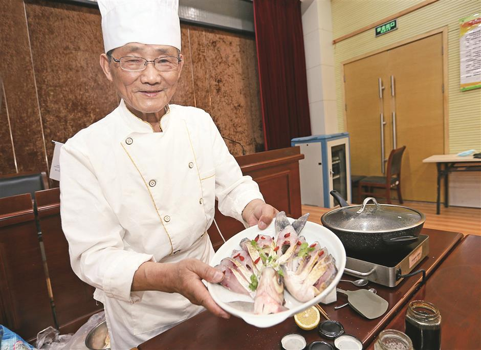 Master chef cooks up a taste for classics