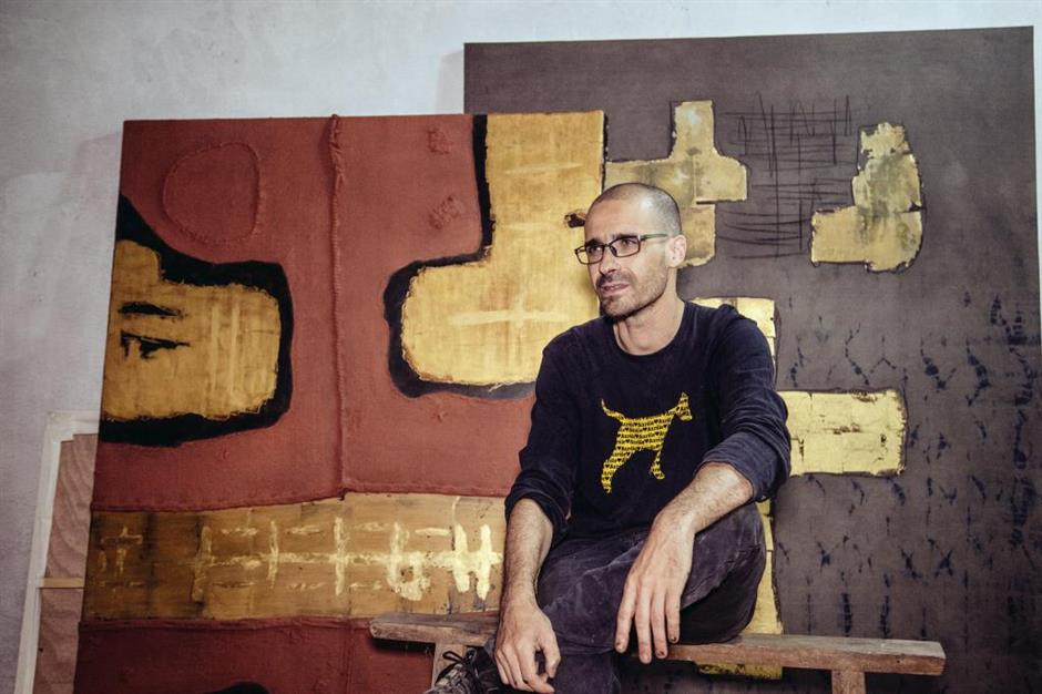 A French master of Chinese lacquer craft