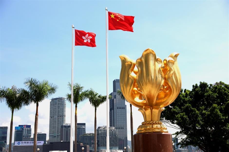 US legislation on HK interferes in China's internal affairs, violates int'l law