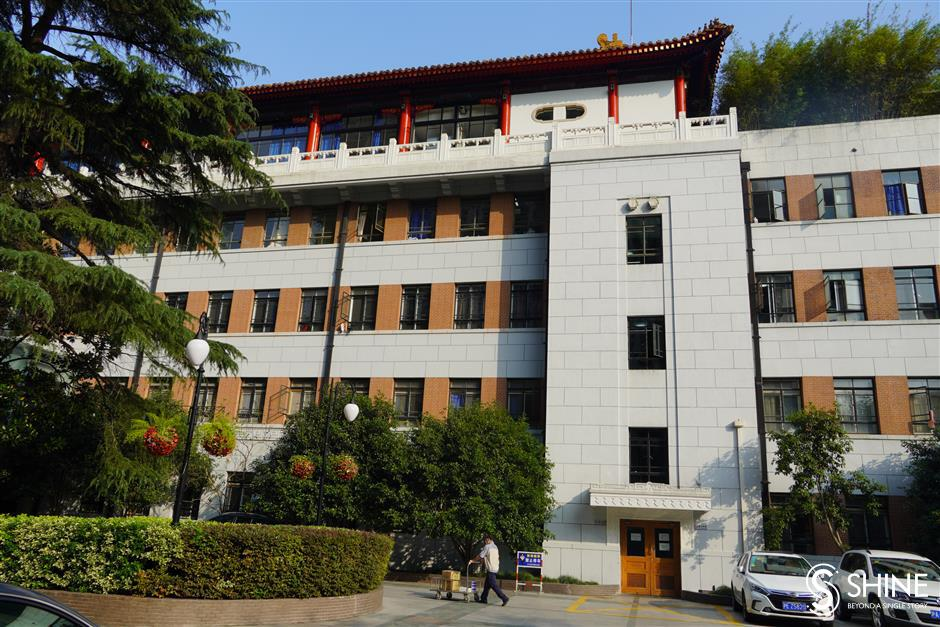 Chinese-founded Western-style hospital 'a gift' to the nation's people