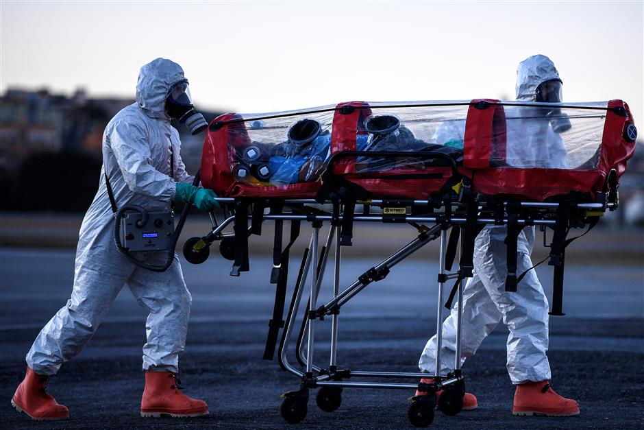 Virus cases across Latin America now past 4m