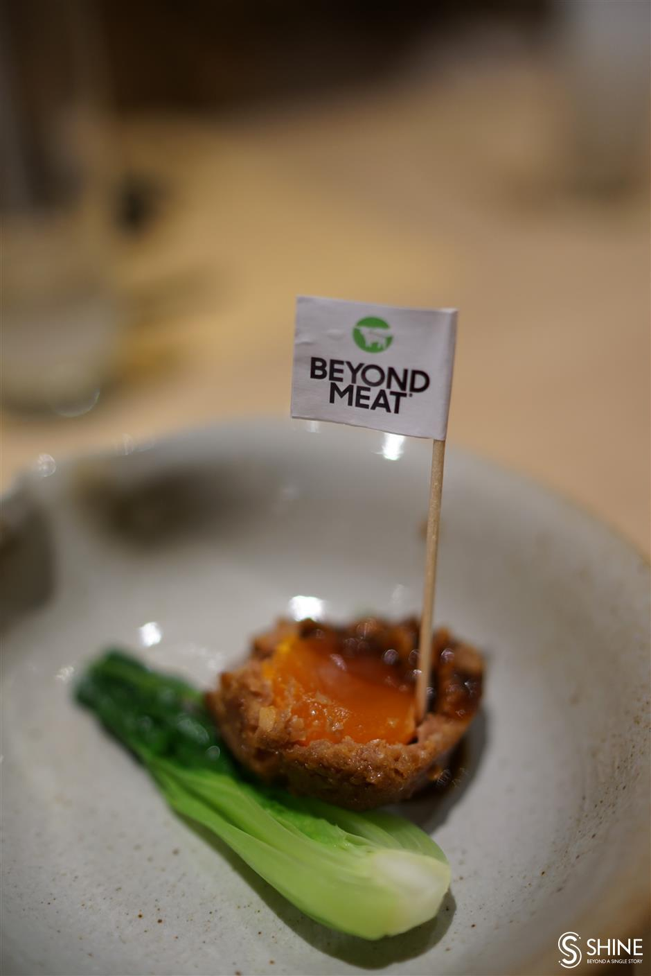 Beyond Burger, first IKEA City and decadently delicious eggplant