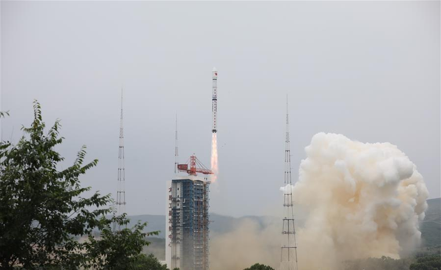 China launches new high-resolution mapping satellite