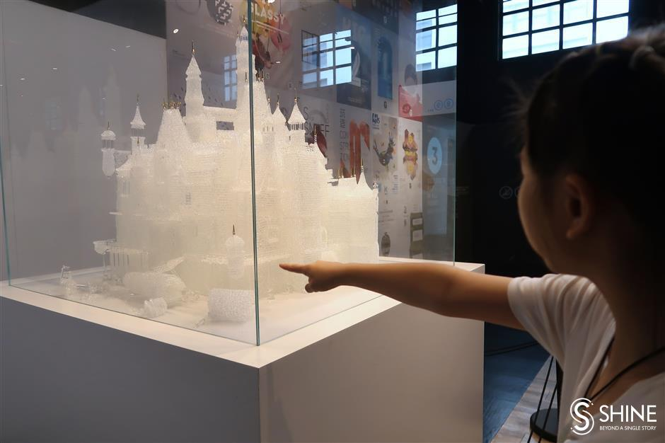 Company is confident Fantasy Crystal art castle can be restored