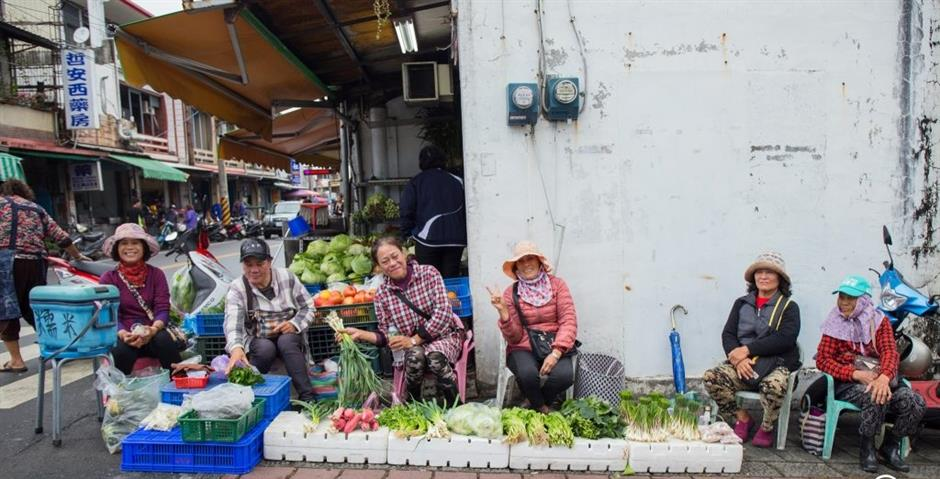 Changbin Market: a place for more than just food