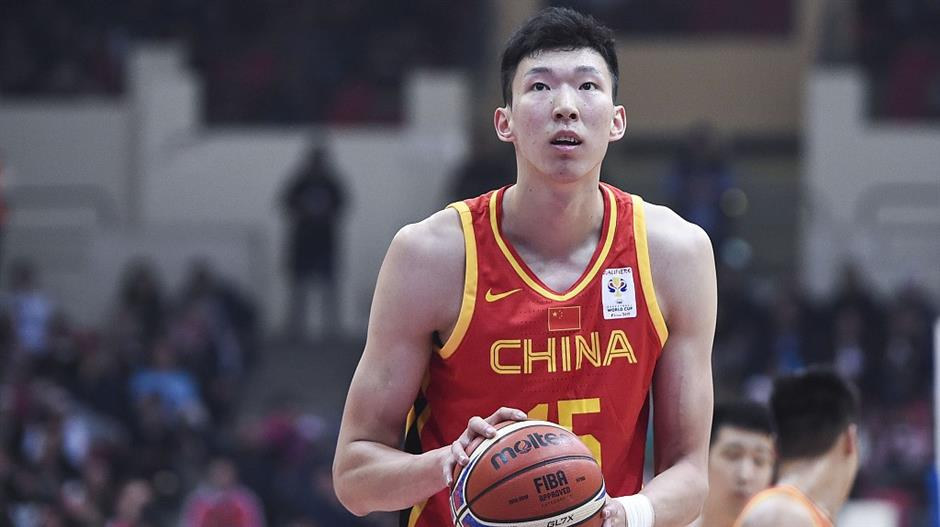 Zhou, Yi to vie for CBA regular-season MVP award
