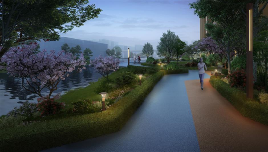 Old neighborhood to be reborn in Minhang