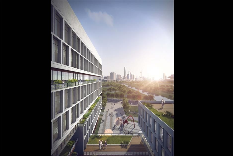 Shanghai Polytechnic campus expansion begins