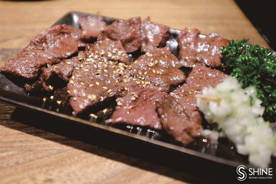Grilled chicken is king at local Japanese izakaya