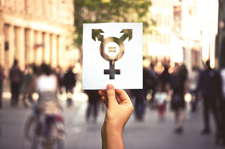 For transgenders, acceptance comes slowly