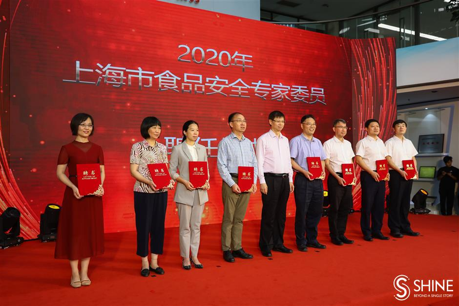 Shanghai looks for further success in food safety