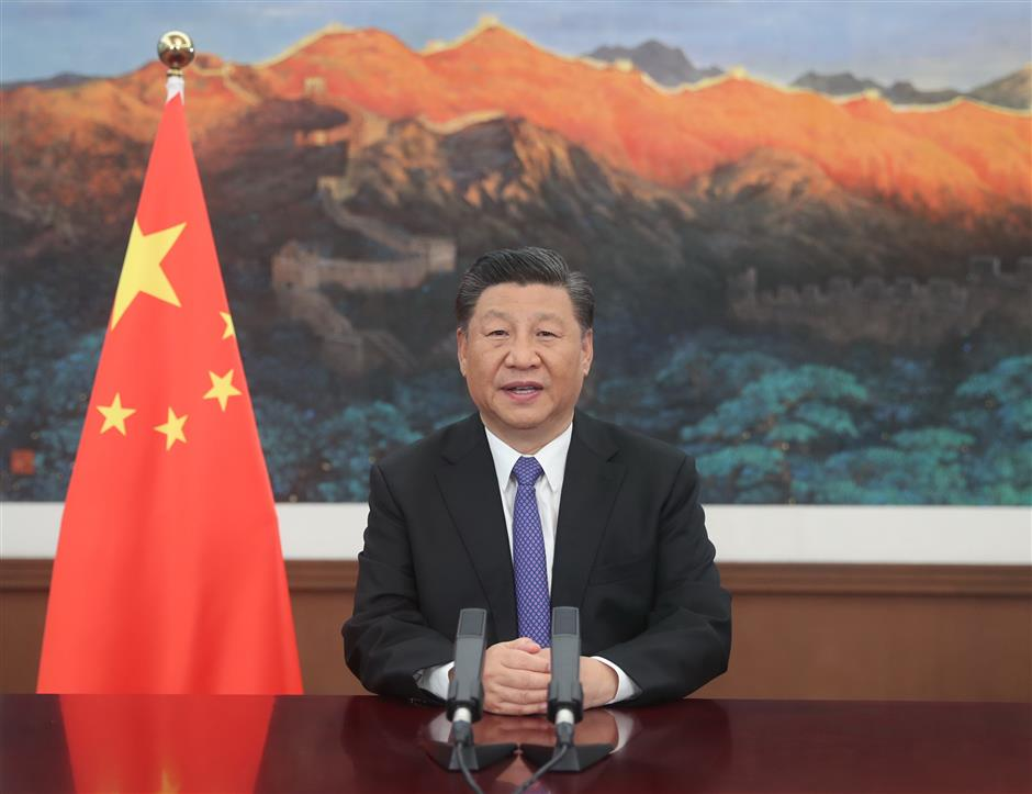 Xi wants AIIB to become a platform for development