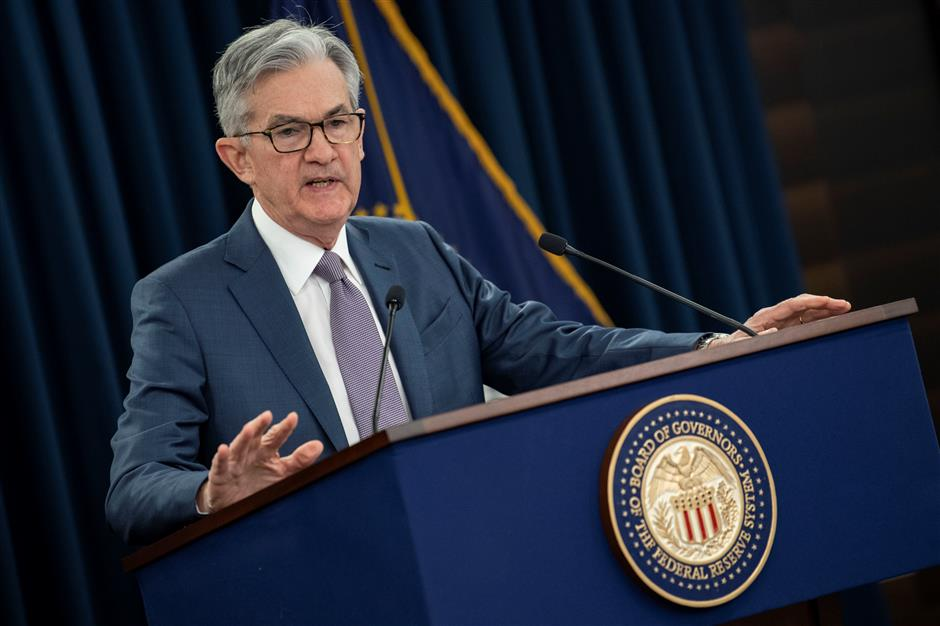 Fed's Powell: Recovery depends on stopping virus, government relief