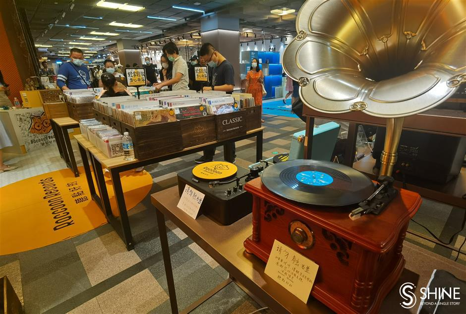 Old technology? Yes, but vinyl phonograph records still attract music purists