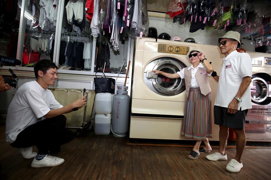 Taiwan's trendiest couple: in their 80s and now a viral hit