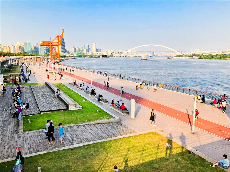 West Bund set to rival world as leisure and innovation center