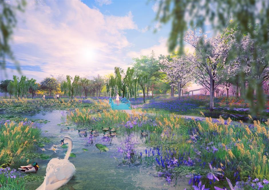 Shanghai Botanical Garden breaks ground on new expansion