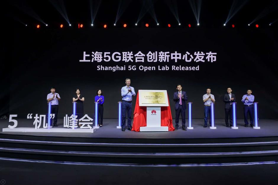 China to have 200m 5G users by year-end: Huawei exec