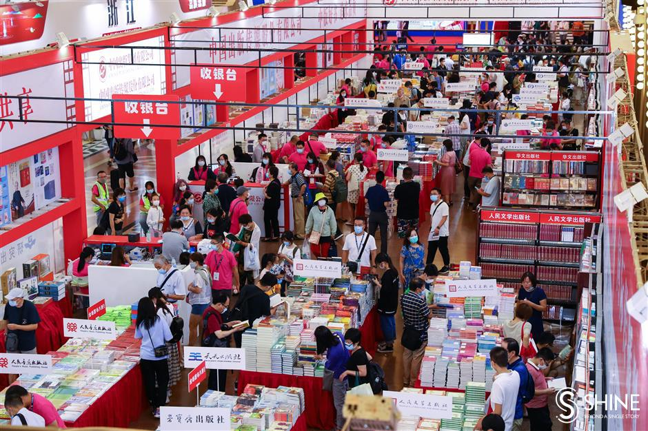 Read all about it as book fair is launched
