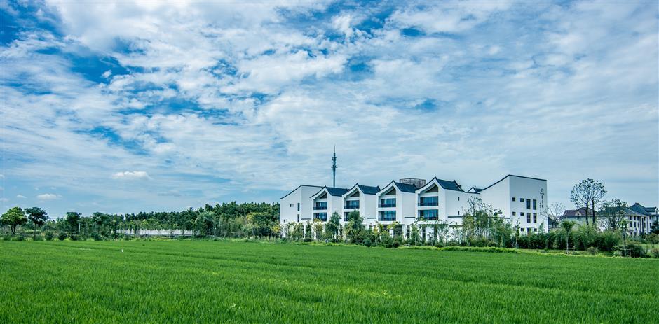 Baoshan villages at heart of revitalization