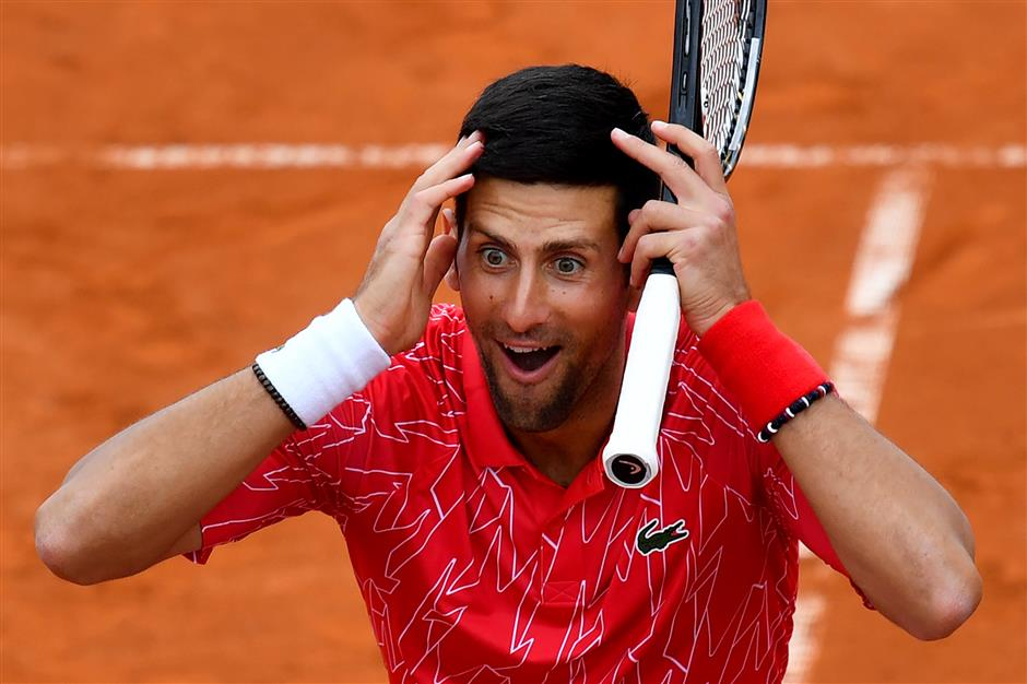 Djokovic confirms his participation in US Open