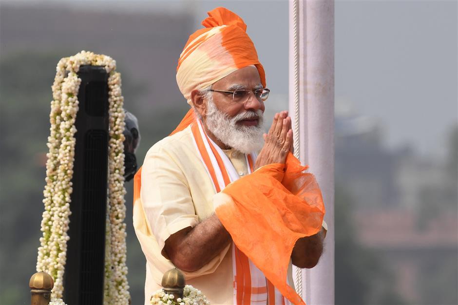3 COVID-19 vaccines undergoing trials in India: PM Modi