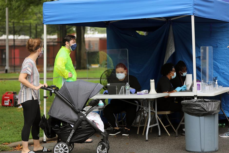 US underprepared for greatest public health crisis in century: CDC director