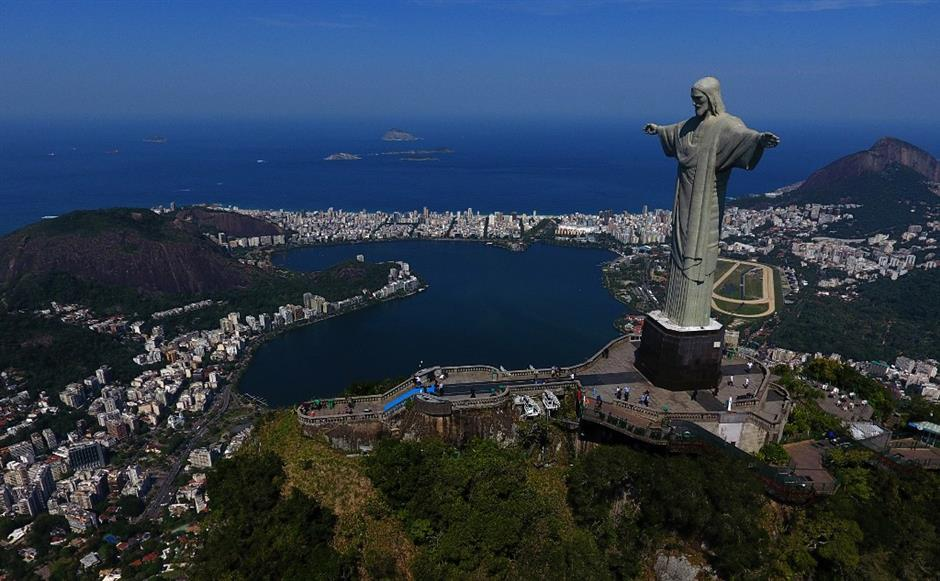 Rio reopens Christ the Redeemer, other sites after virus closure