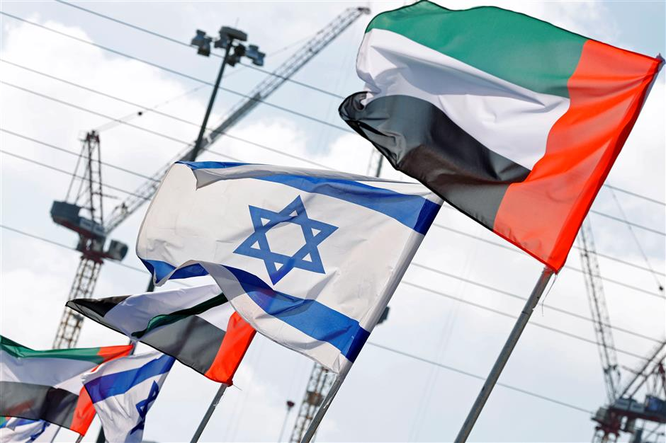 Historic UAE-Israel deal sparks cries of betrayal