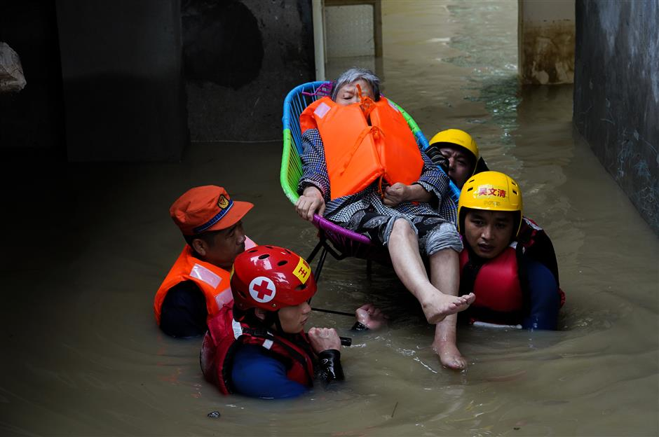 Flooding Worsens in Sichuan, Adds More Pressure to Three Gorges Dam