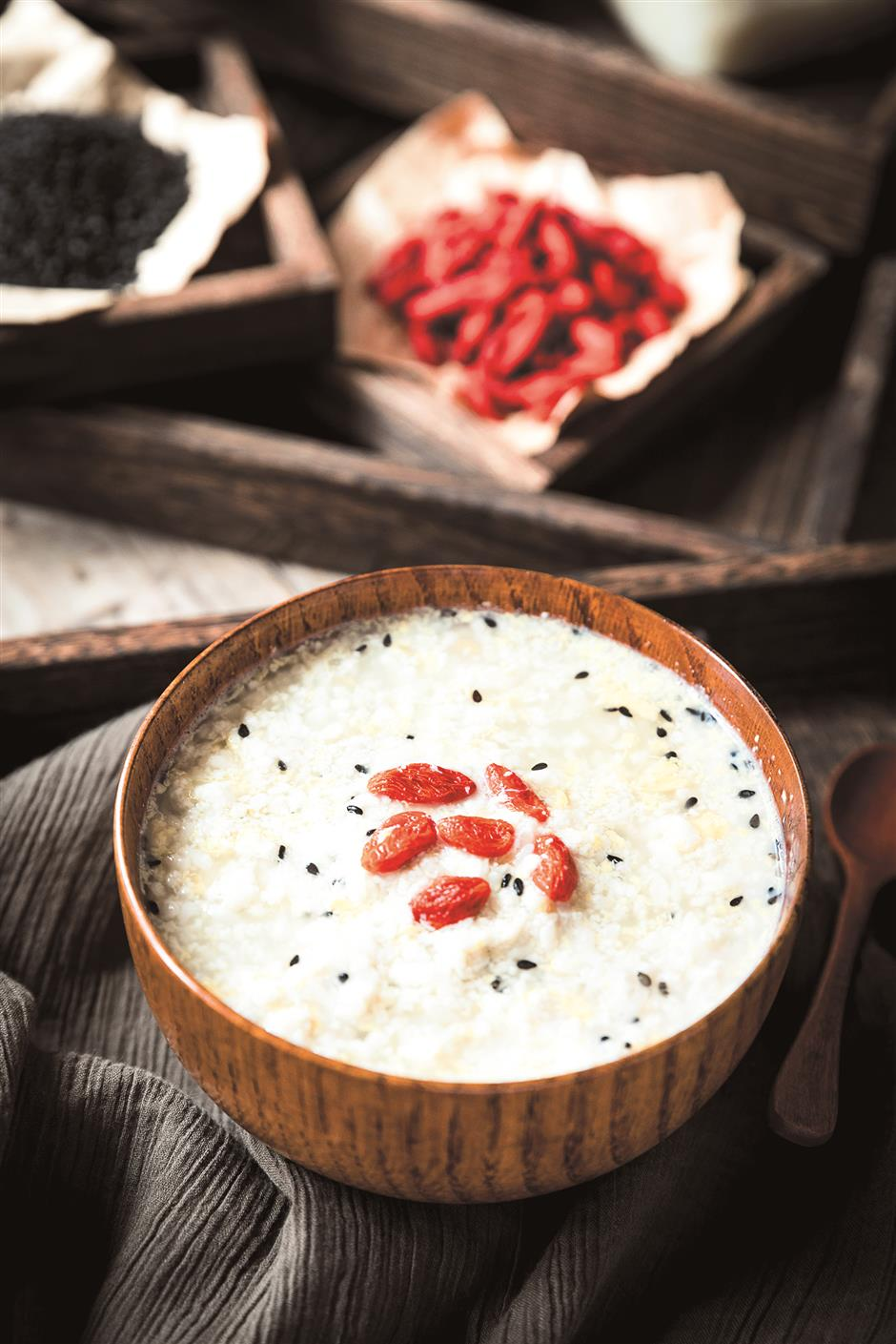 Fermented rice a sweet remedy