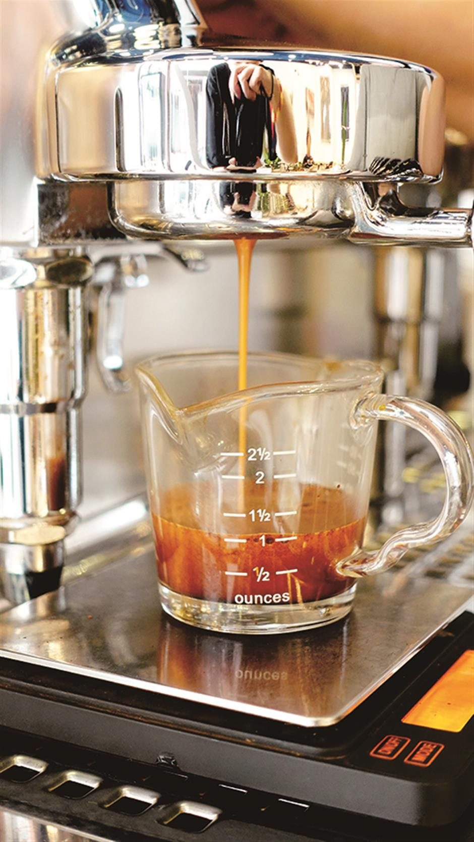 City cafes blend more than just a taste of coffee