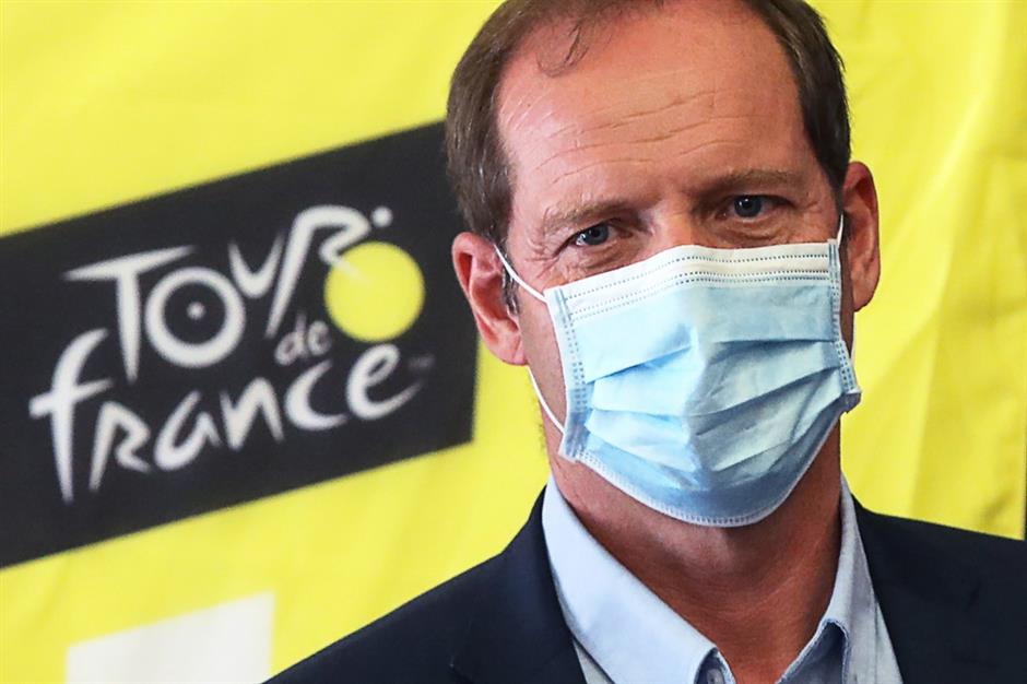 Teams with two coronavirus cases will be out of Tour de France