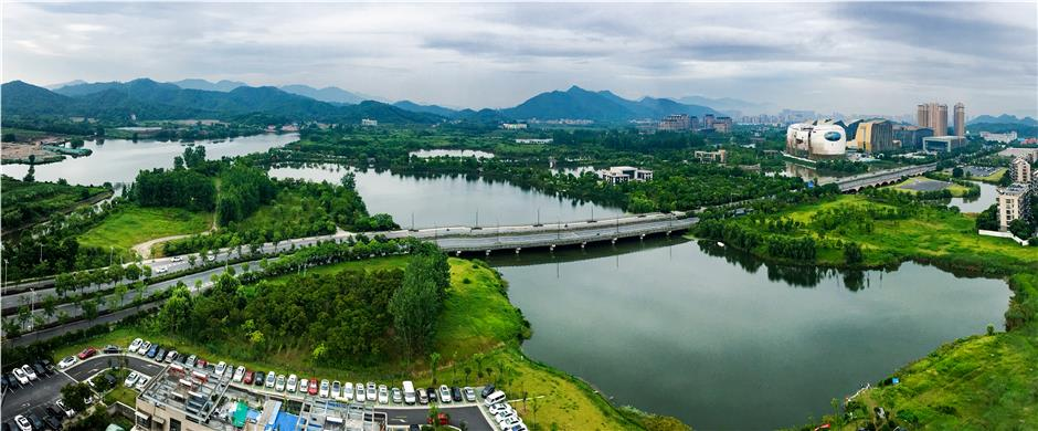 Hangzhou wins award for five water project