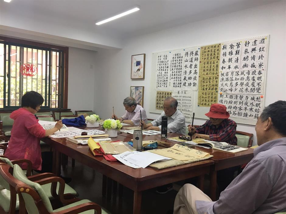 Beating the heat Jingan style – with cultural activities